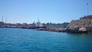 الإبحار - أنواع مختلفة من المراكب الشراعية