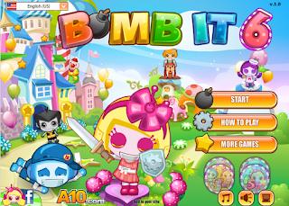 Bom it 6 - chơi game đặt boom it 6 miễn phí 1
