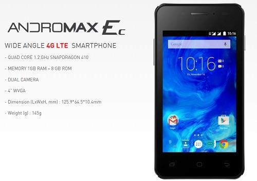 Handphone 4G Smartfren aja