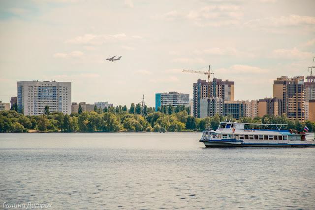 Самолет Воронеж
