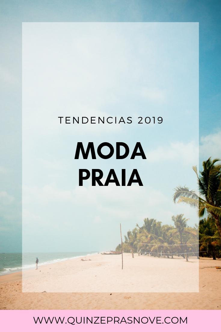 Verão 2019 | Moda Praia