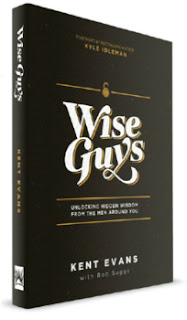 "Book review of Kent Evans' ""Wise Guys."""