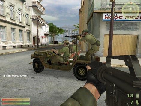 Free Download Vietcong 2 PC Full Version