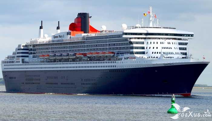 6 Kapal Terbesar Di Dunia Sepanjang Masa dan Yang Pernah Ada