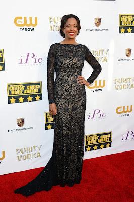 Aisha Tyler Critics Choice Movie Awards 2014