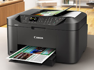 Download Canon Maxify MB2140 Driver Printer