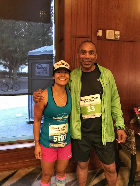 RnR San Jose pic with Roger Craig