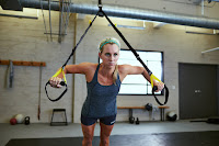 Better Living's Office Manager recommends the TRX Suspension Trainer for fitness on the go during the holiday season.