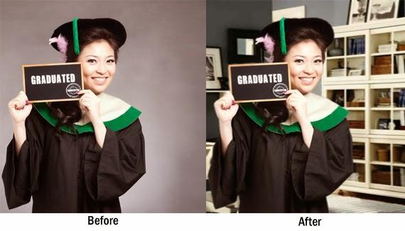 Cara Cepat Mengganti Background Foto Dengan Layer Mask