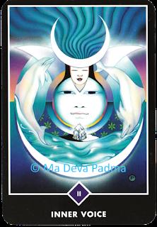 Osho Zen Tarot II Inner Voice Ma Deva Padma