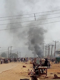 News: Mayhem in Abuja as Gbagis, Hausas engage in bloody cash [PHOTOS]