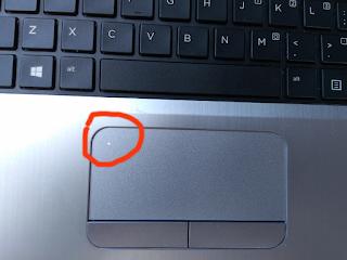 Cara simpel mematikan mouse pad laptop HP