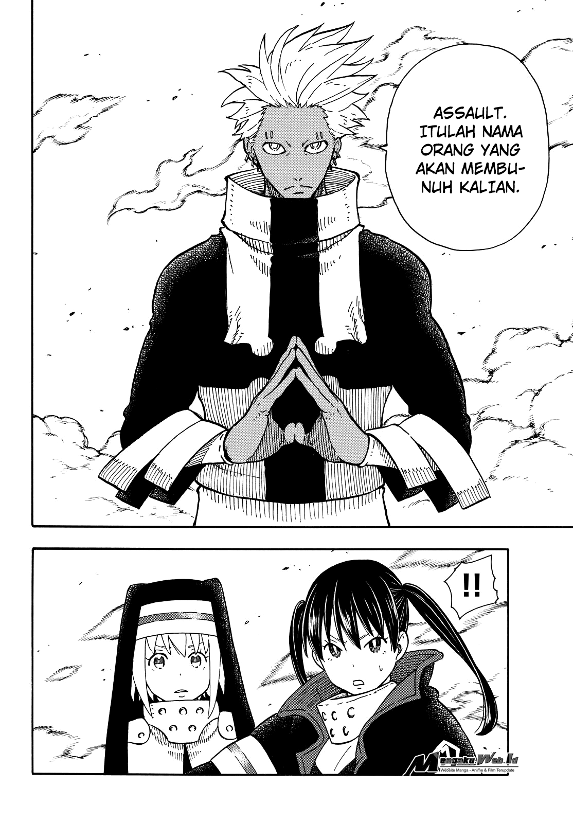 Fire Brigade of Flames Chapter 68-15