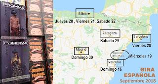 PROXIMA sale en España