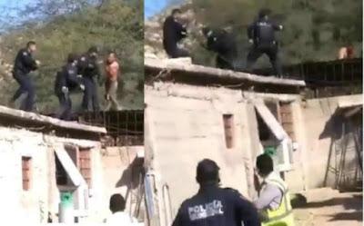 Familiares de hombre abatido en la colonia Palo Verde exigen justicia