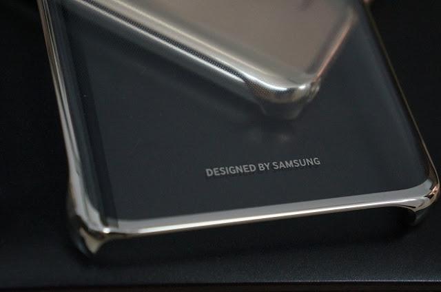 Ốp được thiết kế và sản xuất bởi Samsung