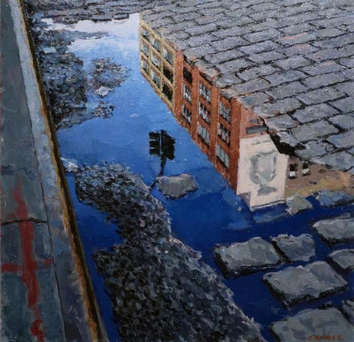 Необычные изображения. Richard Combes