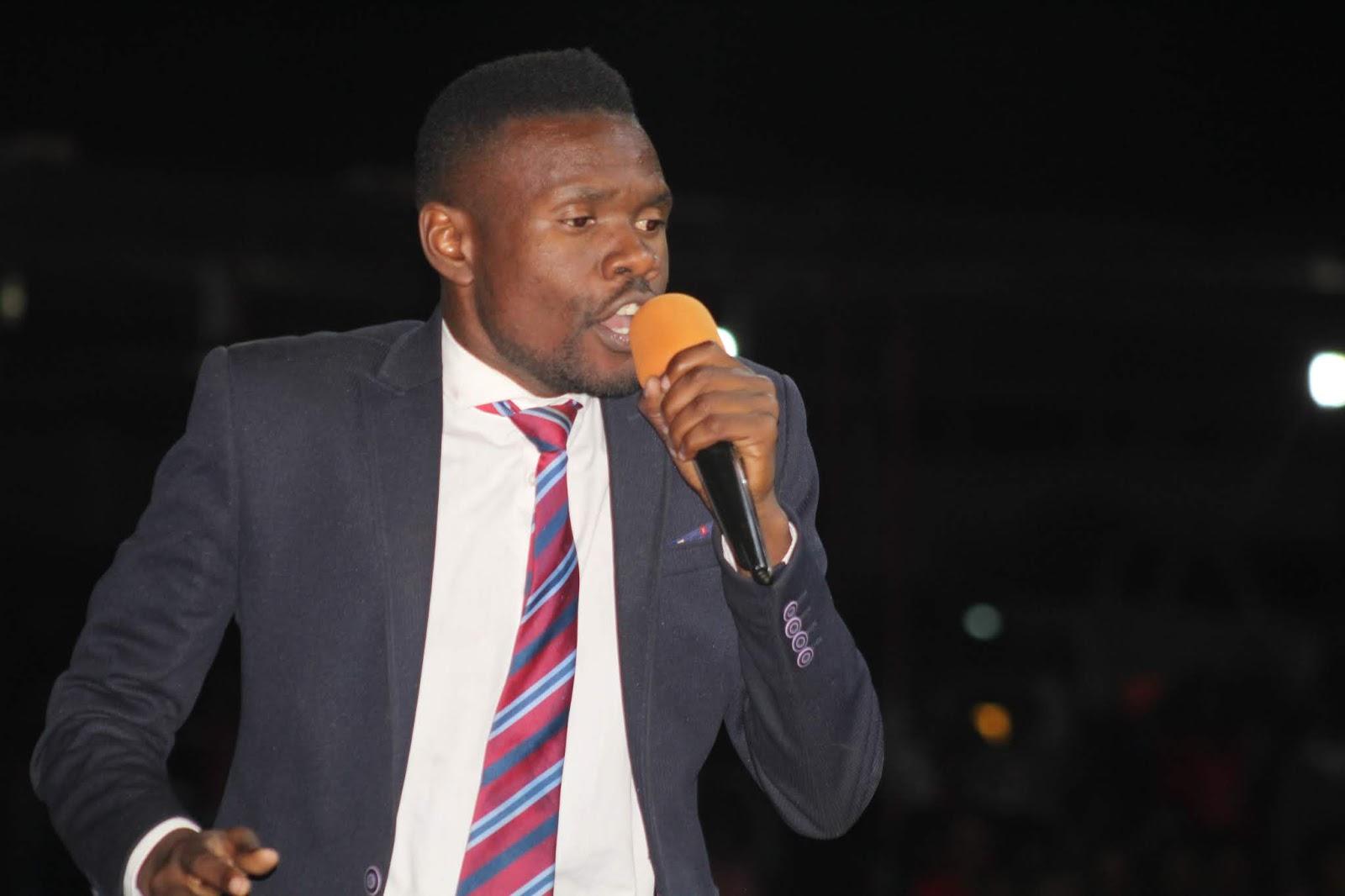 Mpostori Wency Performs At Tiyambuke Wednesday Night 2018