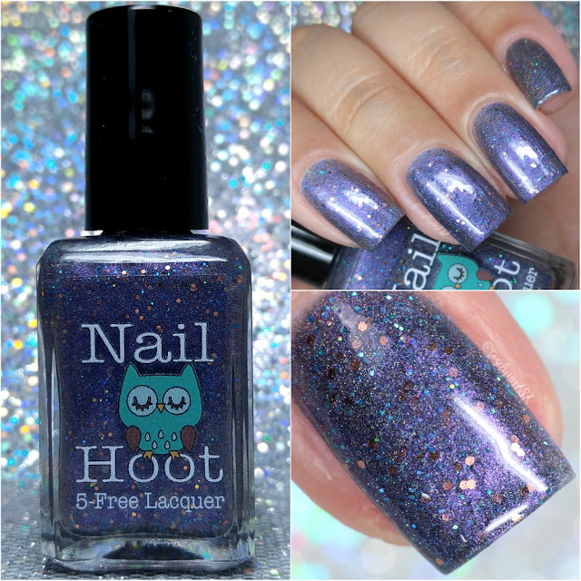 Nail Hoot - Haunted Mansion | Halloween 2017 LE