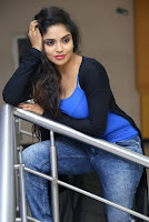 Karunya Chowdary Stills At Seetha Ramuni Kosam Movie First Look Launch 03.jpg