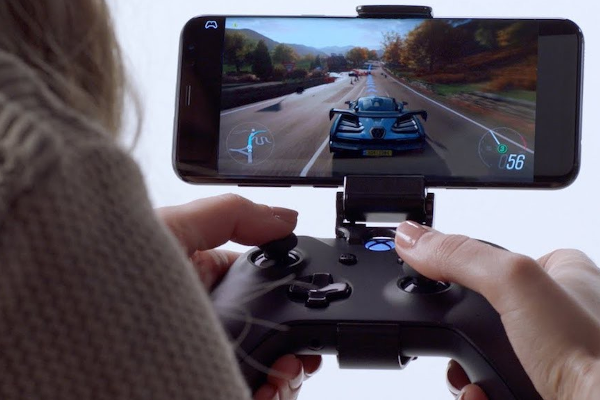 Microsoft reveals Project xCloud game-streaming technology