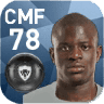 Center Midfielder - Ngolo Kante