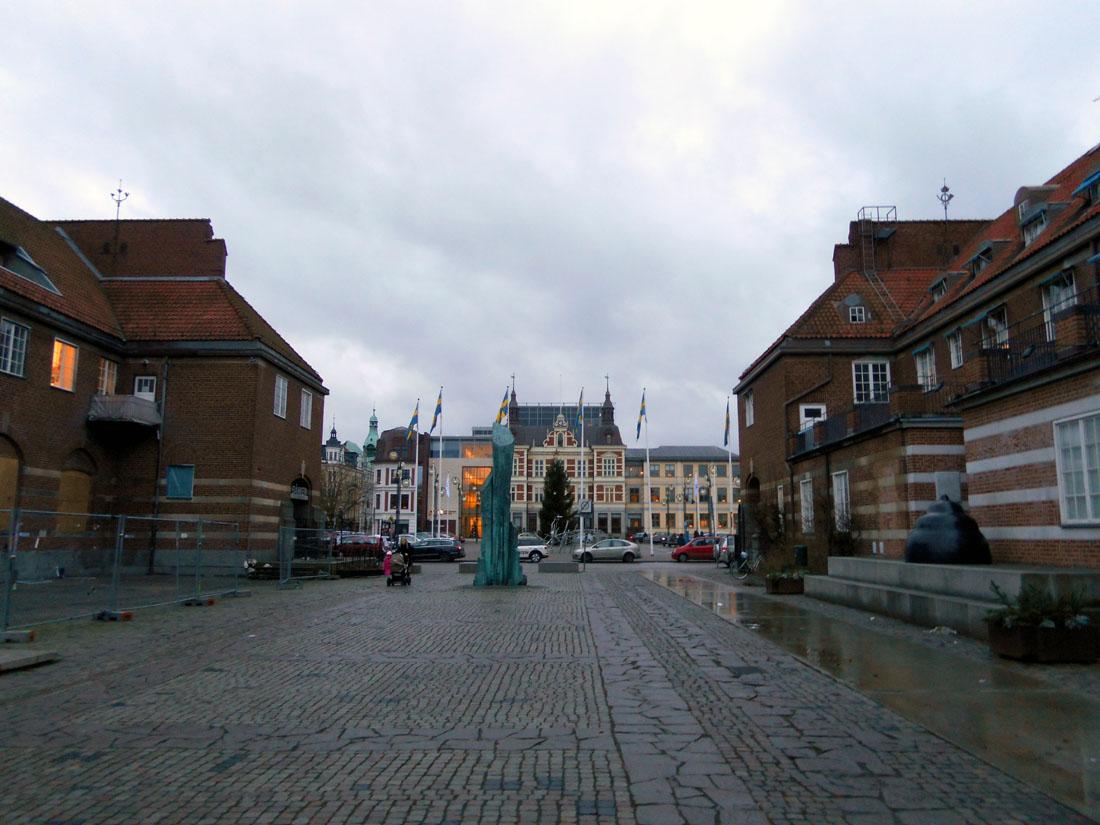 Piazza del museo