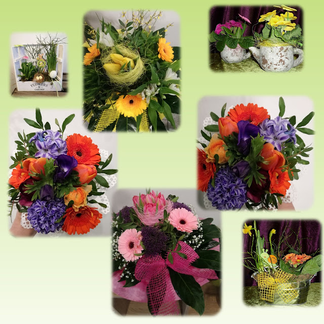 Blumenladen in Halle