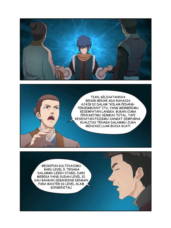 Heaven Defying Sword Bahasa Indonesia Chapter 70