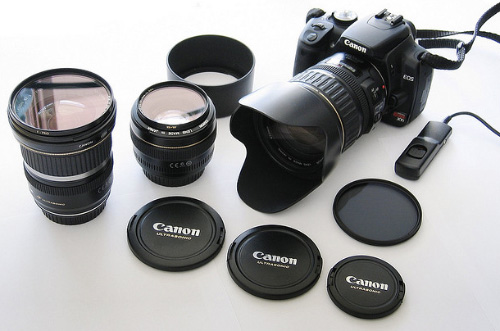 Capture Your Precious Moments Via Top Picks of DSLRs And Lenses
