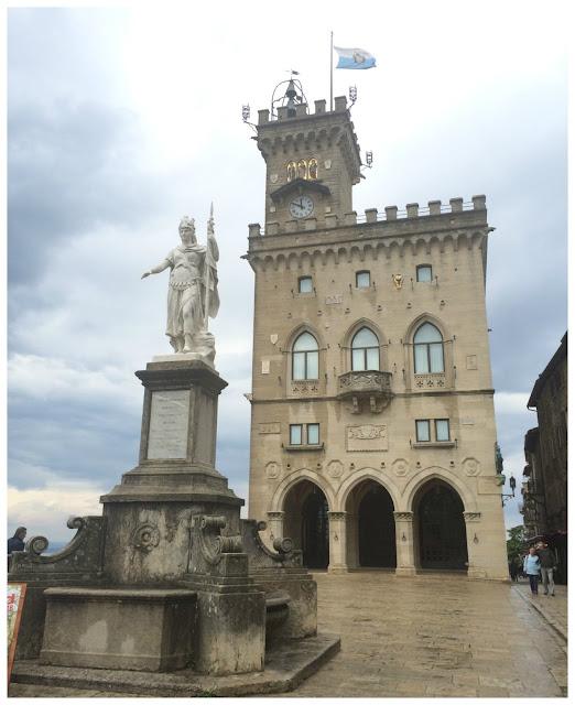 Piazza Libertà, San Marino