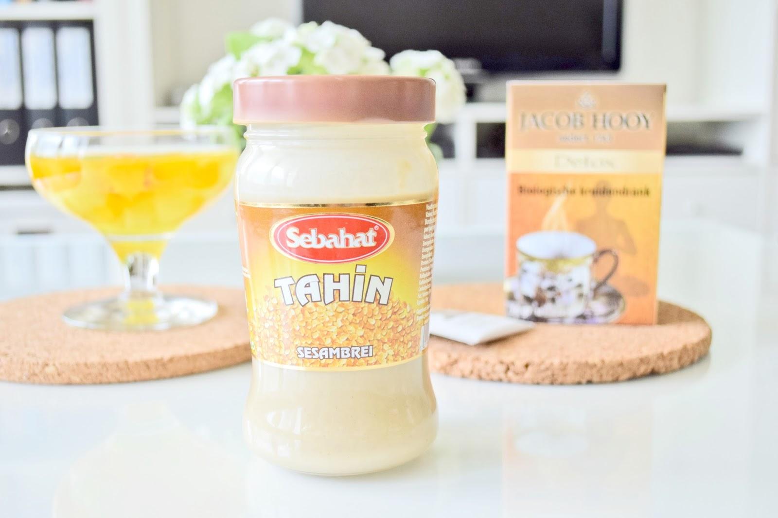 masło sezamowe