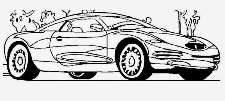 Adoravel Desenho De Carros Hot Wheels Para Colorir Melhores