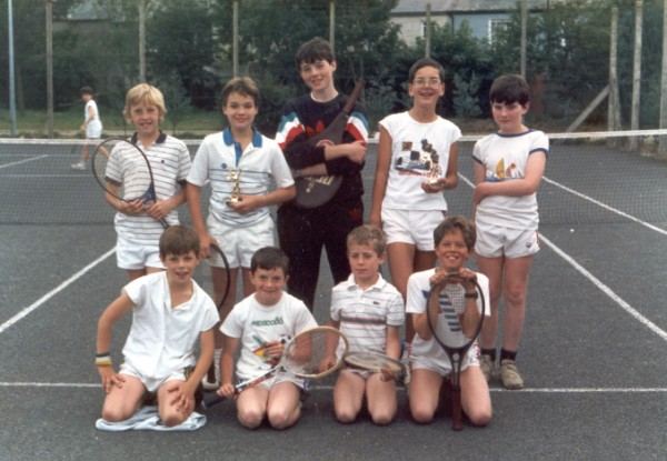 recent tennis winners