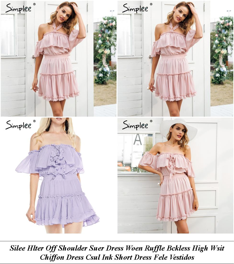 Summer Beach Dresses - Sale On Brands Online - Midi Dress - Cheap Womens Clothes