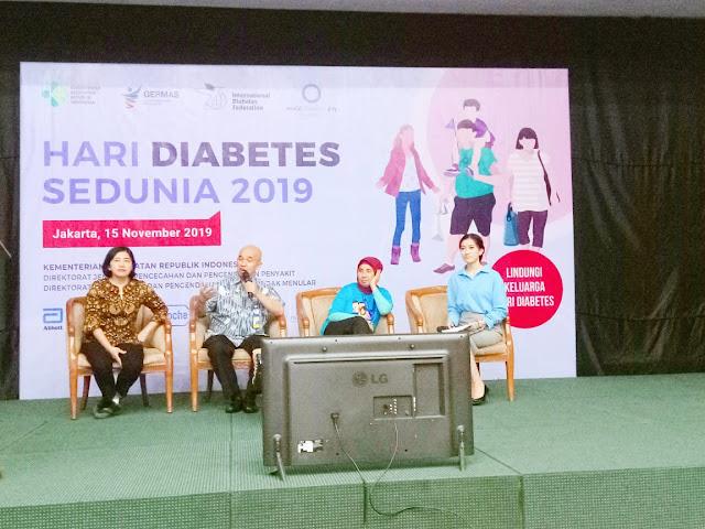 Dokter ahli menangani diabetes