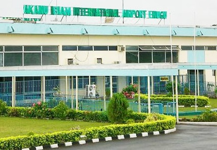 Enugu state airport project will be delayed - buhari
