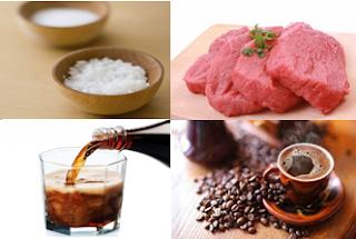 4 Makanan yang berbahaya bagi kesehatan ginjal