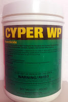 Cyper Wettable Powder for Scorpion Pest Control