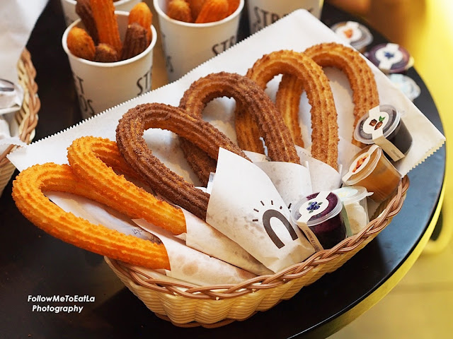 STREET CHURROS  The World's Largest Churros Cafe Chain Comes To Malaysia