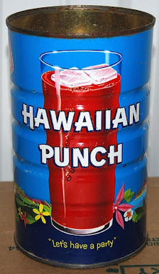 Vintage Hawaiian Punch Can