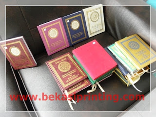 Aneka Model Buku Yasin Elegan