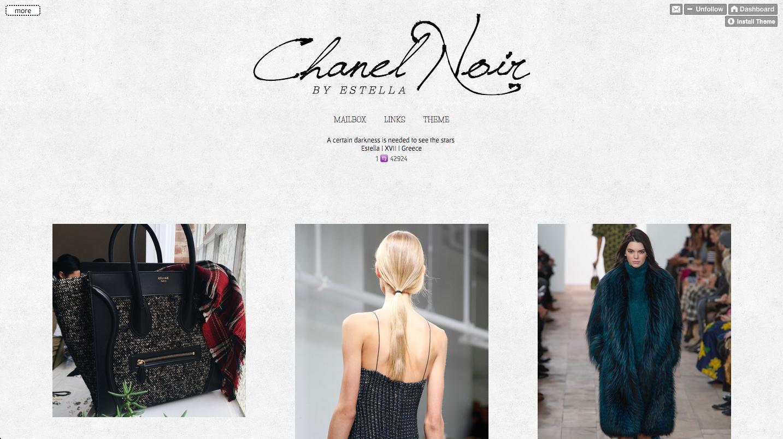 Monochrome, Fashion, Style, Tumblr