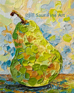 pear art, atlanta art gallery, Jill Saur