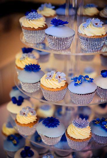 cupcake no casamento