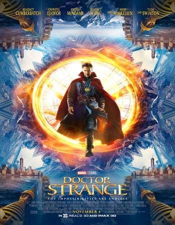 Poster Of Doctor Strange 2016 English 700MB HDCAM x264 Free Download Watch Online downloadhub.net