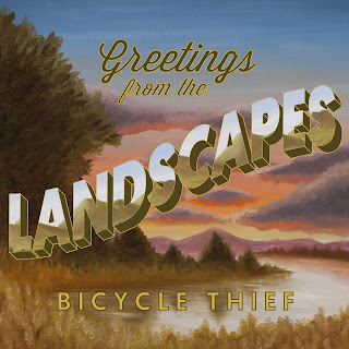 Bicycle Thief Greetings from the Landscapes