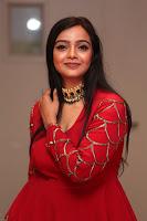 Nithya Shetty Sizzling in Red HeyAndhra.com