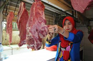 Doakan Agar dilancarkan, Pemerintah Targetkan Harga Daging Sapi 40 Ribu - Commando