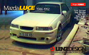 Mazda Luce Custom Project 1995